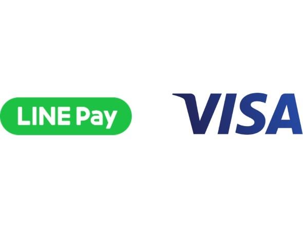 LINE Pay×Visa