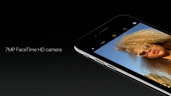 インカメラ