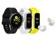 Samsung、無線イヤフォン「Galaxy Buds」と「Galaxy Watch Active」「Galaxy Fit」も発表