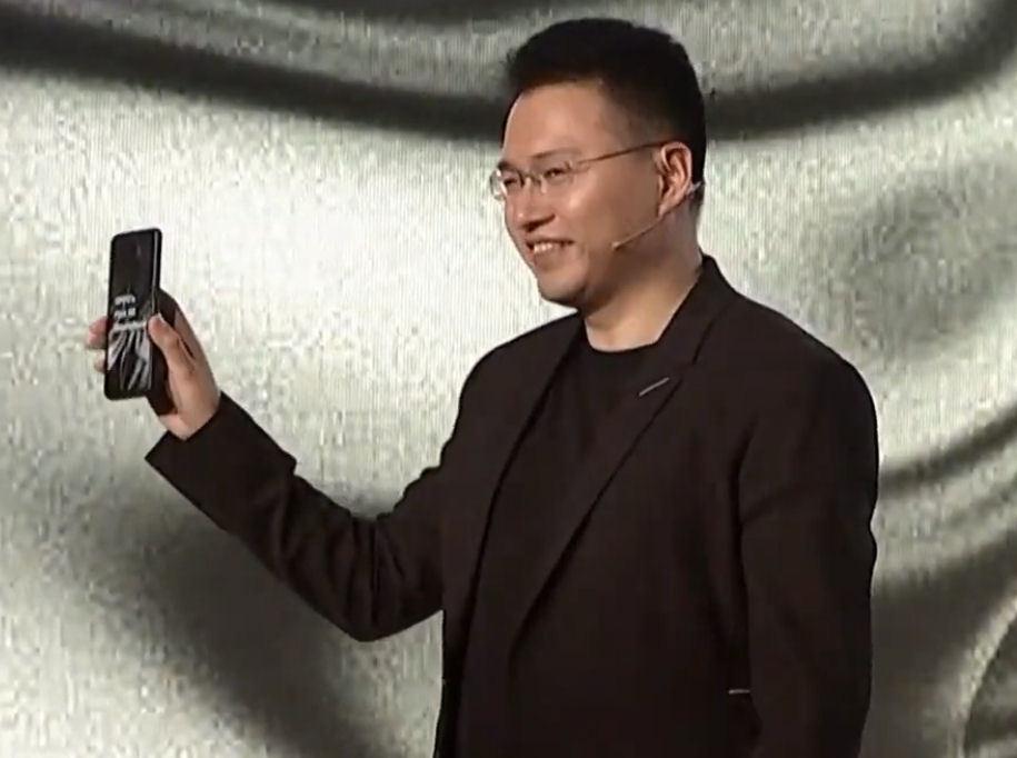 OPPO初の5Gスマートフォンを披露 Snapdragon 855搭載