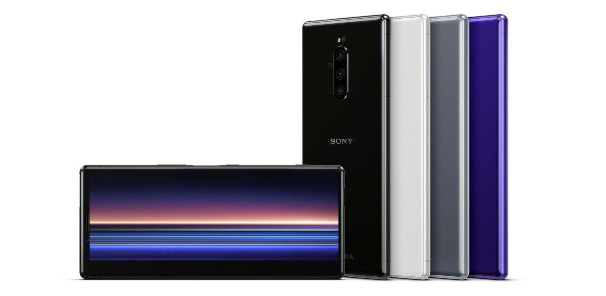 【スマートフォン】ソニーモバイルが新フラグシップ「Xperia 1」発表 21:9の4K有機ELや3眼カメラを搭載【縦長】