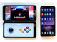 LG、5Gサポートでデュアル画面にもなる「LG V50 ThinQ 5G」と静脈認証搭載の「LG G8 ThinQ」