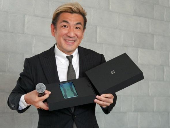 増田薫社長
