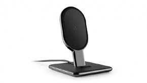 Qi対応ワイヤレス充電スタンド「HiRise Wireless」