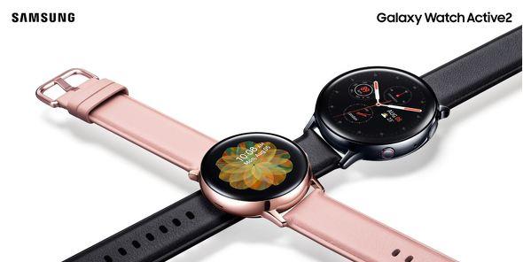 「Galaxy Watch Active 2」