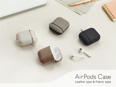 UNiCASEオリジナルの「AirPods Case」