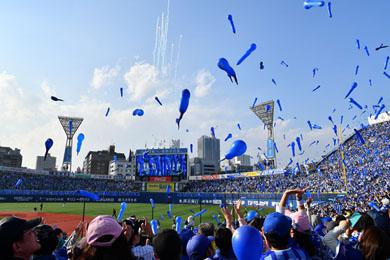 KDDIと横浜DeNAベイスターズがスマートスタジアム」の構築に向けたパートナーシップ契約を締結