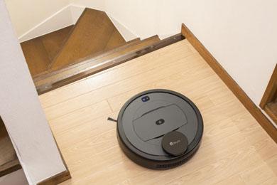 プラススタイルの「スマートロボット掃除機 G300」