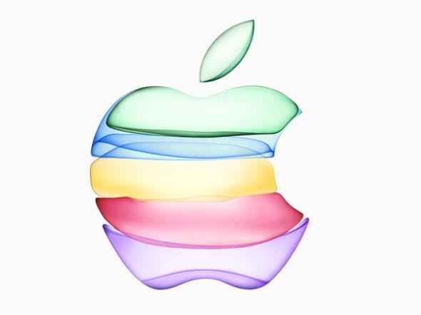 透明りんご