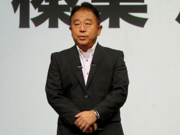 榛葉淳副社長