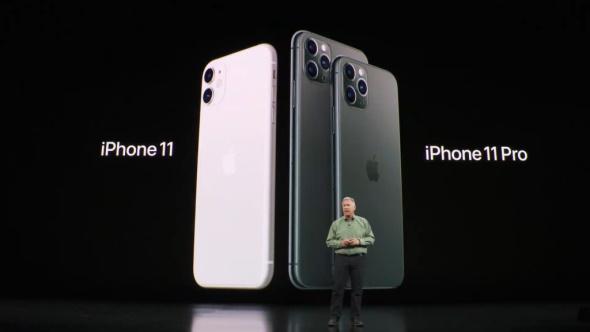 iPhone 11ファミリー
