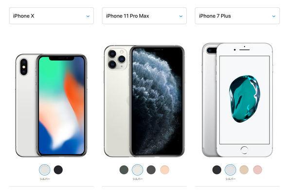 Iphone11 11pro サイズ