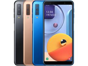 楽天モバイルの「Galaxy A7」