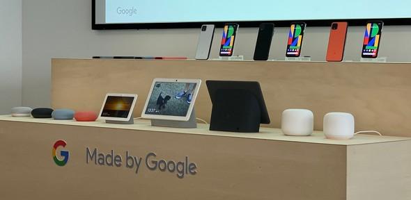 Googleの最新製品
