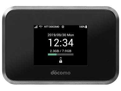 NTTドコモが発売するシャープ製モバイルWi-Fiルーター「Wi-Fi STATION SH-05L」