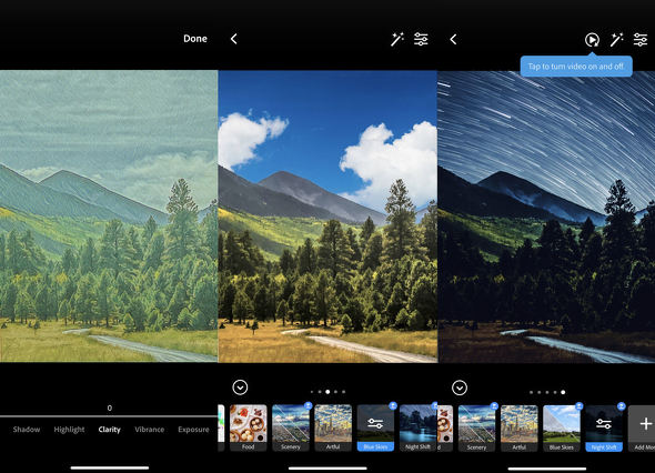 Adobe Photoshop Camera