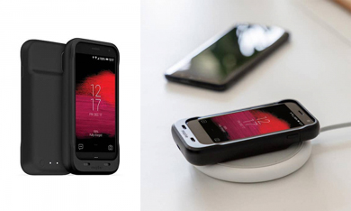 Palm Phone専用バッテリー付きケース「mophie - juice pack for Palm Phone」