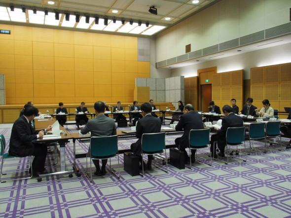 モバイル市場の競争環境に関する研究会