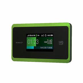 UQのモバイルWi-Fiルーター「Speed Wi-Fi NEXT WX06」