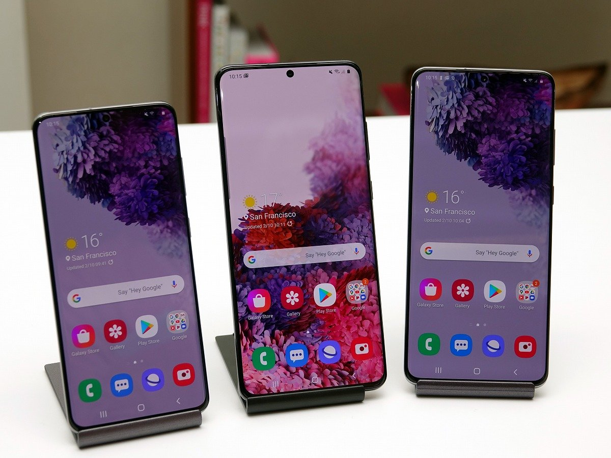 Samsungが「Galaxy S20」シリーズ発表 S20 Ultraは1億画素カメラ搭載で100倍ズームも可能