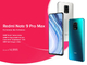 Xiaomi、5020mAhバッテリー搭載の「Redmi Note 9 Pro/Pro Max」をインドで発売
