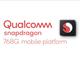 Qualcomm、グローバルな5G対応のゲーミングプロセッサ「Snapdragon 768G」