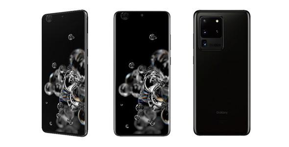 Galaxy S20 Ultra 5G SCG03