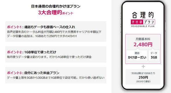 通信 日本