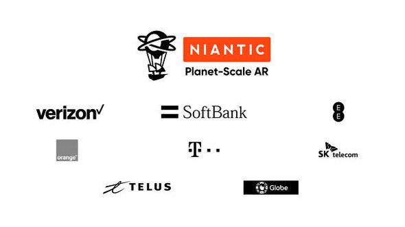Niantic Planet-Scale AR Alliance