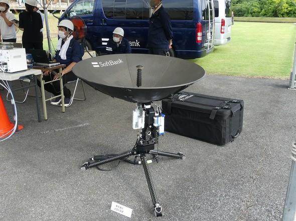 ドローン無線中継システム