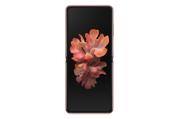 Galaxy Z Flip2 5G SCG04(正面)