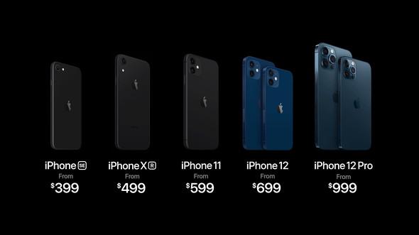 新しいiPhone