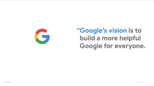 Googleのミッション