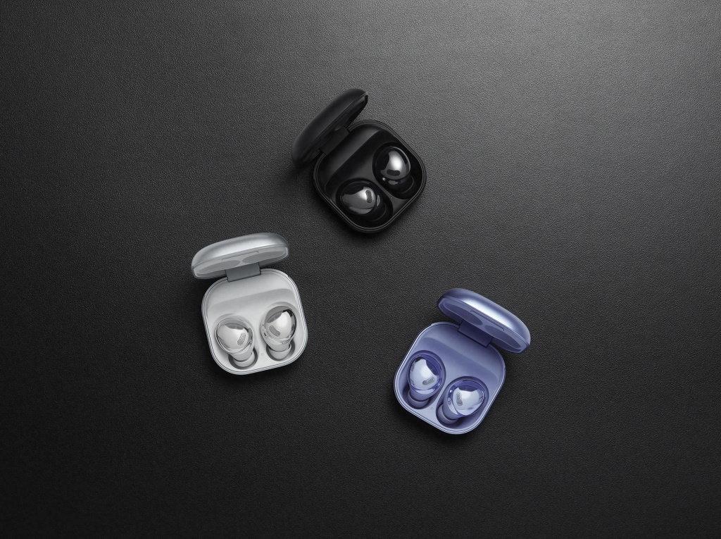 完全ワイヤレスイヤフォン「Galaxy Buds Pro」登場 耐水性能と音質がアップ