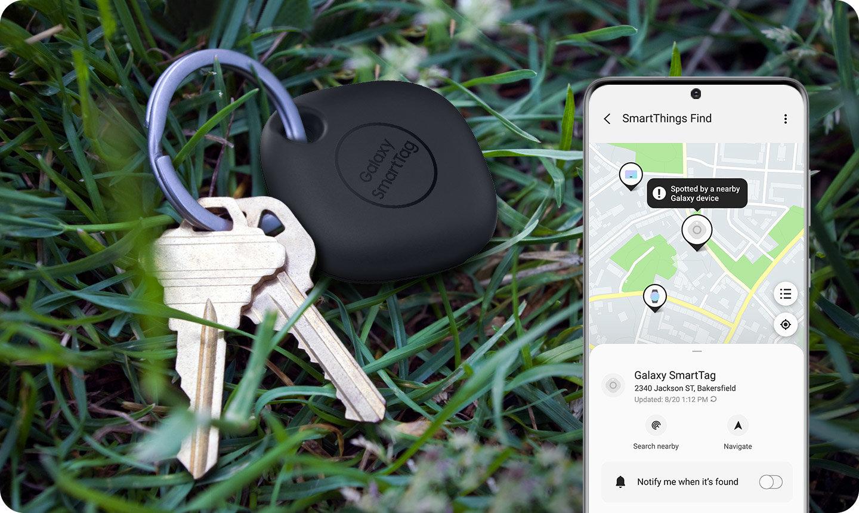 Samsung、「Tile」のようなBluetoothロケーター「Galaxy SmartTag」を米国で30ドルで発売へ