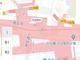 モバイル版Googleマップ、東京都心などで詳細情報表示 横断歩道や歩道橋も