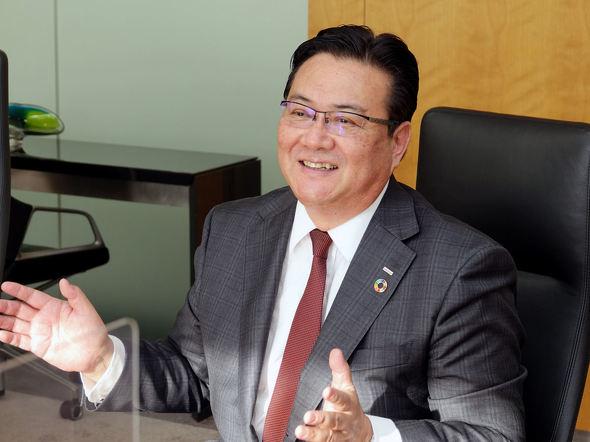 NTTドコモ井伊基之社長