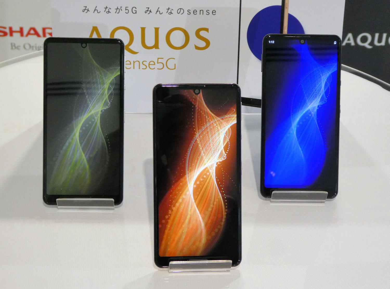 SIMフリーでも「みんなに5G」を シャープに聞く「AQUOS sense5G」開発の舞台裏