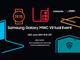 Samsung、MWCで「スマートウォッチの未来」についてのイベントを開催