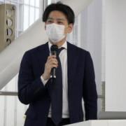 長谷川渡氏