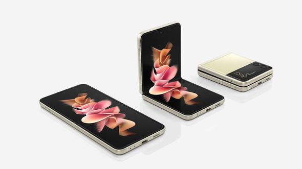Galaxy Z Flip3 5G SCG12