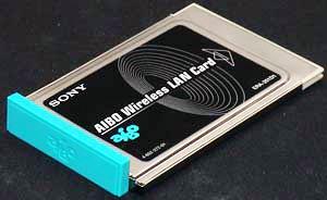 無線 lan カード と は