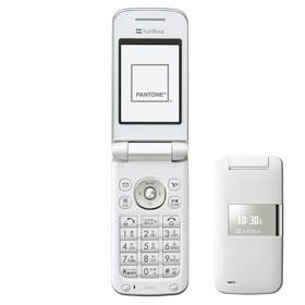 カラーで選ぶ携帯電話冬モデル20...