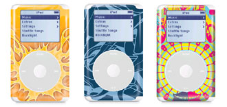 �uApple iPod + hp�v