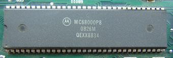 Motorola「MC68000」