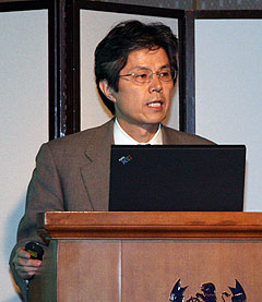 ファイルメーカーの宮本高誠社長