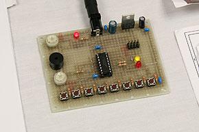 ピッチベンド機能付き電子ピアノ