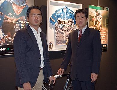 日本AMD神谷氏と多田氏