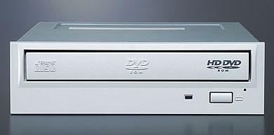 初のPC用HD DVD-ROMドライブ、バッファローが発売 - ITmedia NEWS