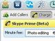 Skypeでユーザーによる「有料サービス」が可能に